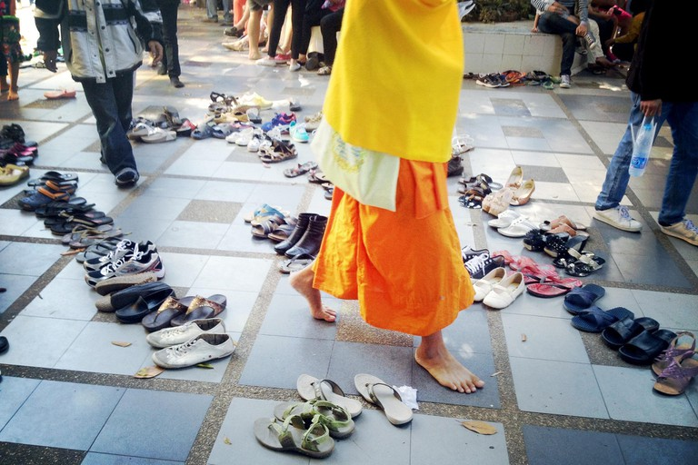 Shoes in Thailand