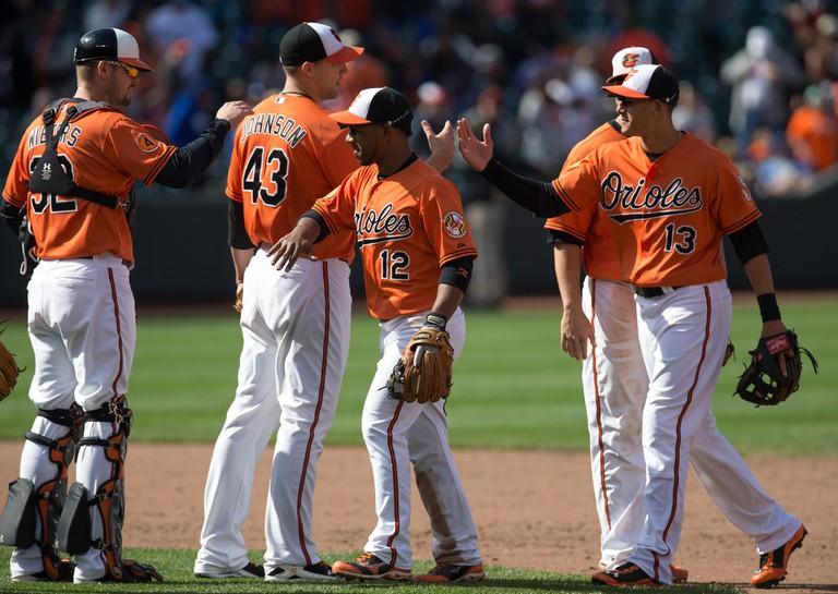Baltimore Orioles |© Keith Allison/Flickr