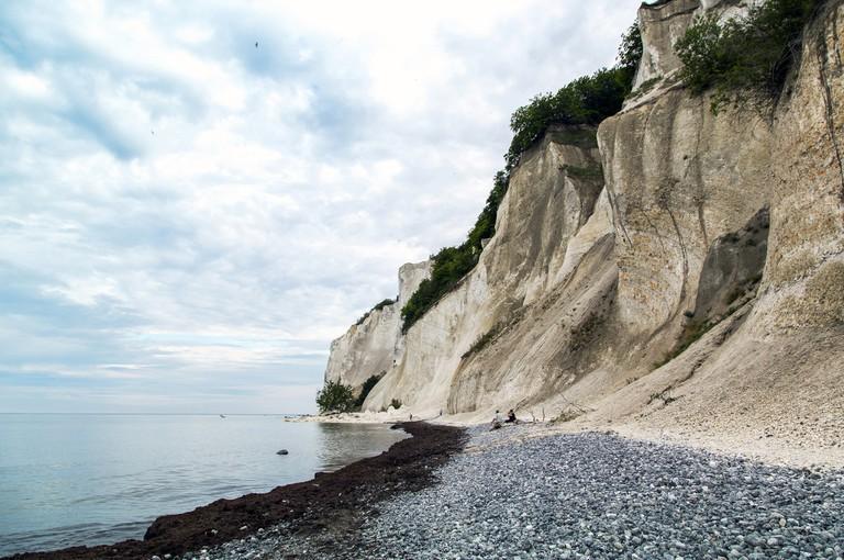 Møns Klint -Cliffs-Denmark