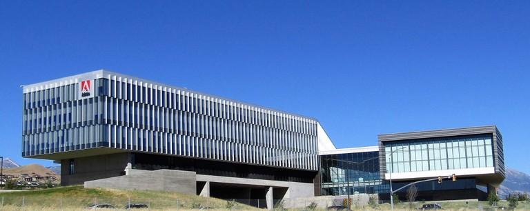 Adobe's Lehi, UT Office | @Ben P L/flickr