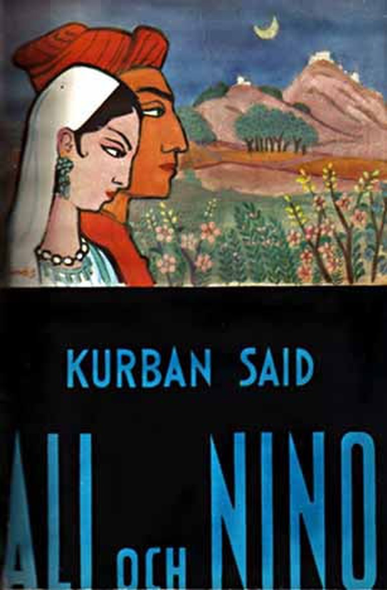 One of the many versions of Ali & Nino book cover | © azer.com/WikiCommons