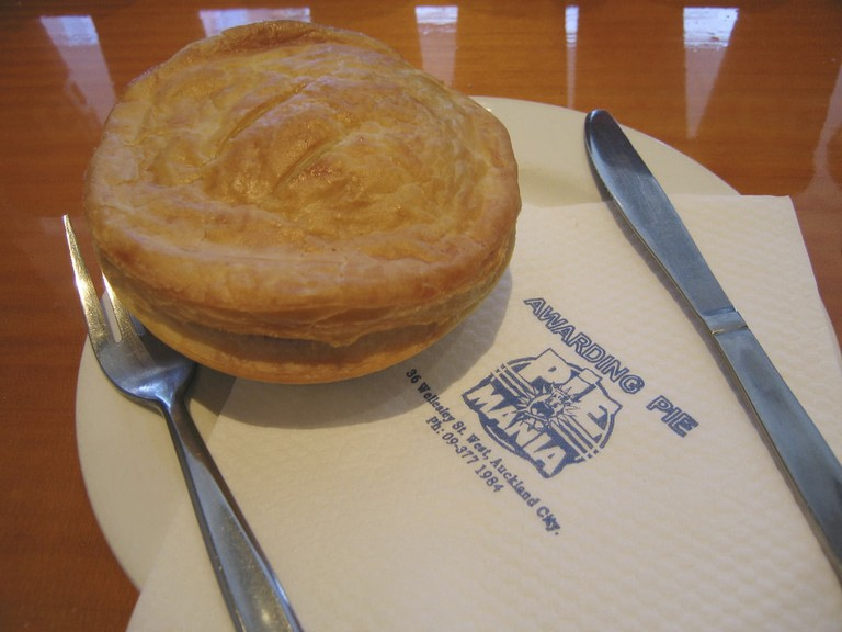Auckland City Pie | © Andrew Currie / Flickr