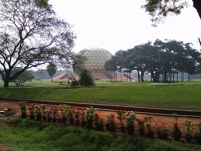 Auroville,puducherry,india_-_panoramio