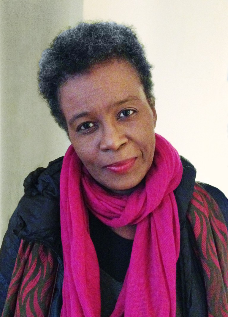 Author Photo of Claudia Rankine