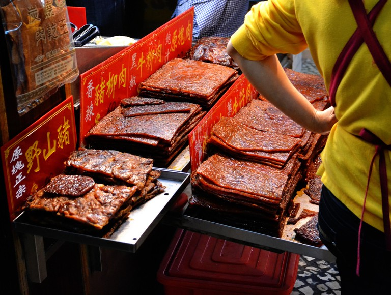 Bakkwa Jerky Macau