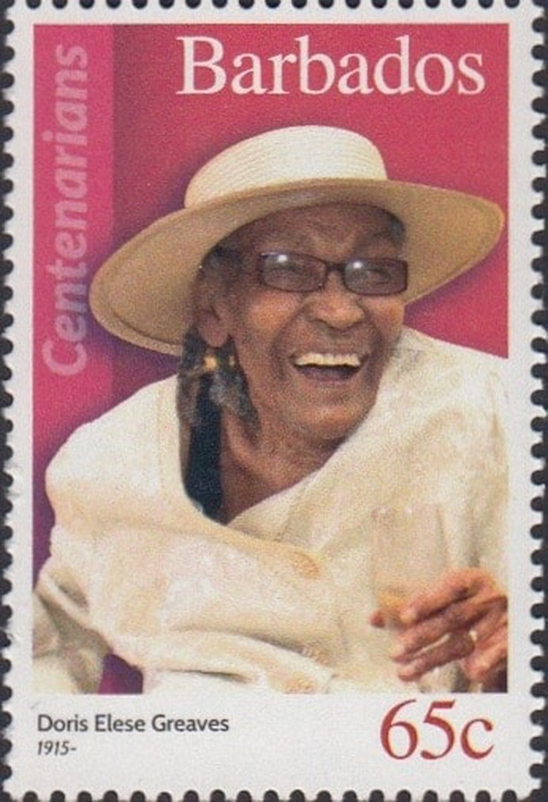 Barbados 5 - Doris Elese Greaves