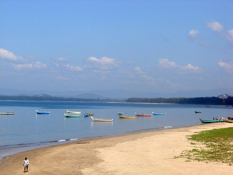 Karwar is home to beaches that rival those in Goa, minus the crowd