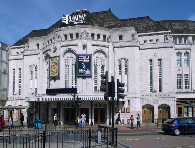 Broadway Theatre, Catford | © Commons Wikimedia