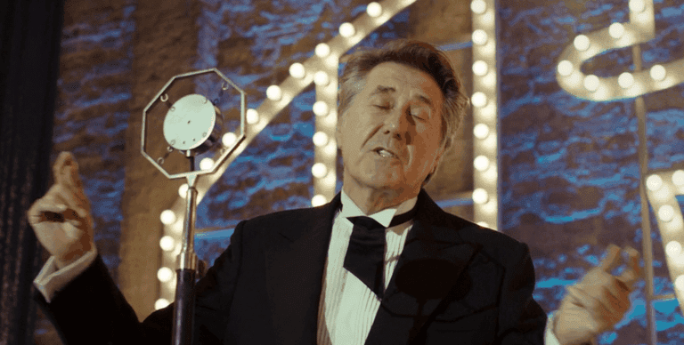 Bryan Ferry in 'Babylon Berlin'