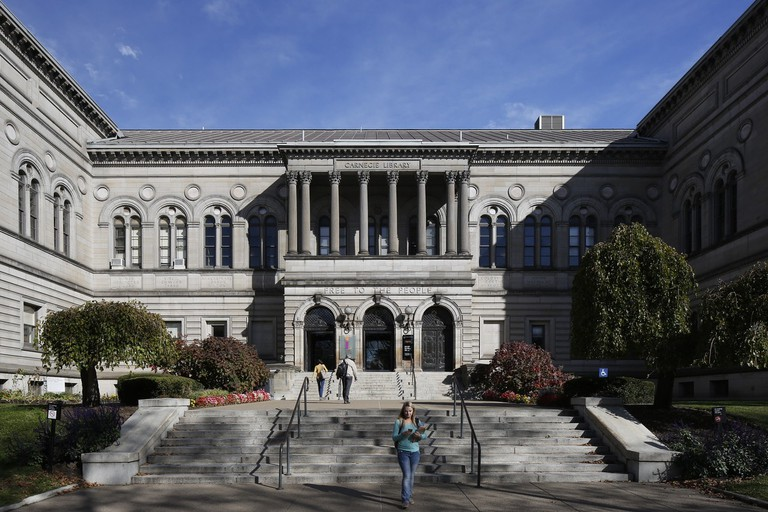 Carnegie Library - Main exterior