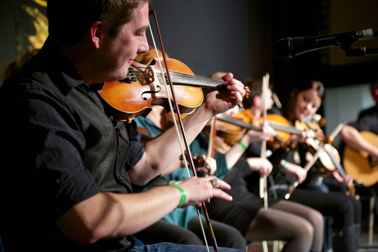 Celtic Colours Festival Canadian Tourism Commission