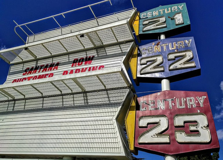 Century Dome Theaters Santana Row Travis Wise Flickr