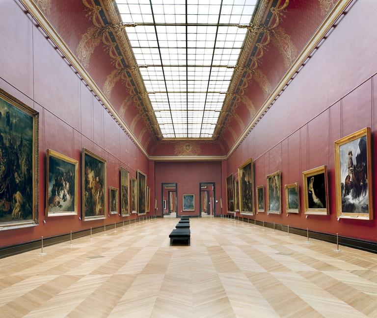 Musee du Louvre Paris XXI 2005