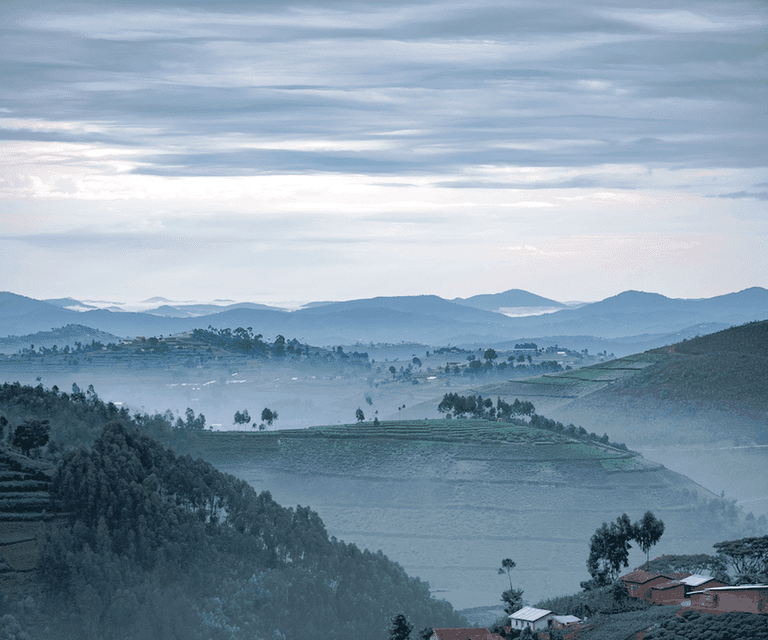 Early mornings in Kitabi outside of Nyungwe National Park | Courtesy of Chris Winans