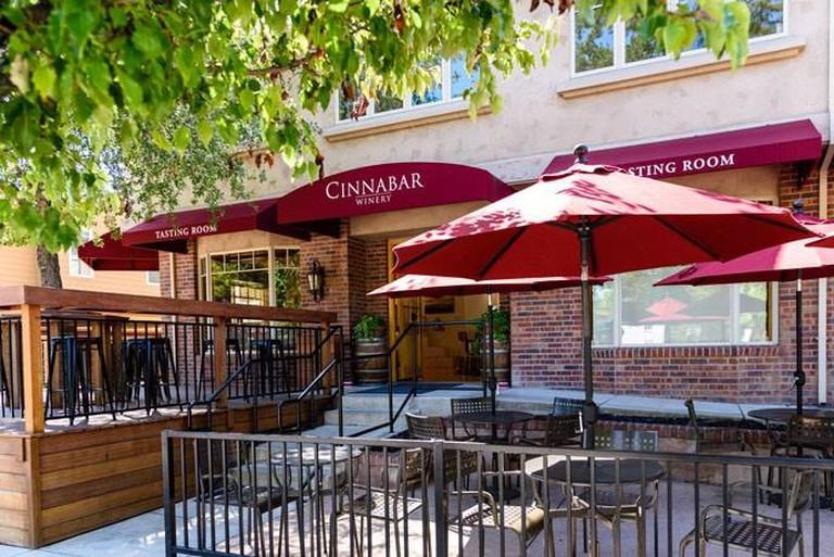 Cinnabar Saratoga