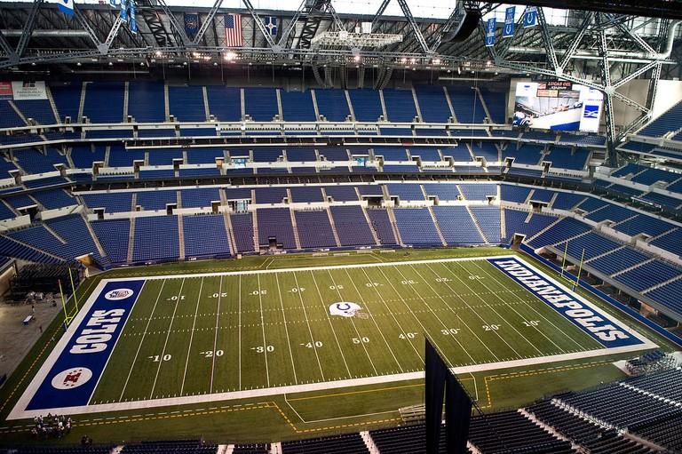 Indianapolis Colts | © Josh Hallett/WikiCommons