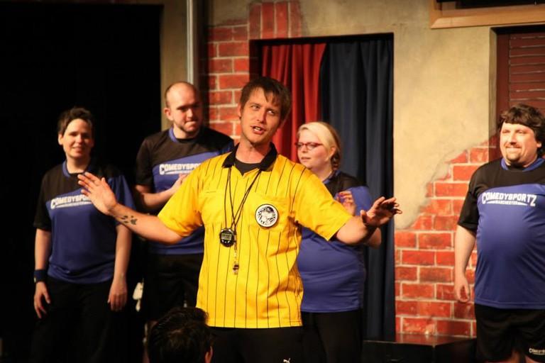 Improv Comedy Show | © ComedySportz