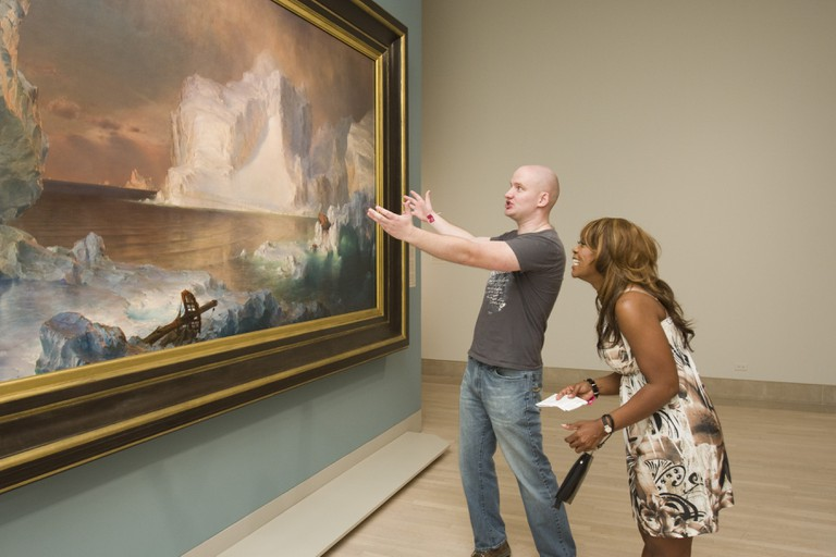 American Art Gallery at Dallas Museum of Art │Courtesy of Dallas Museum of Art