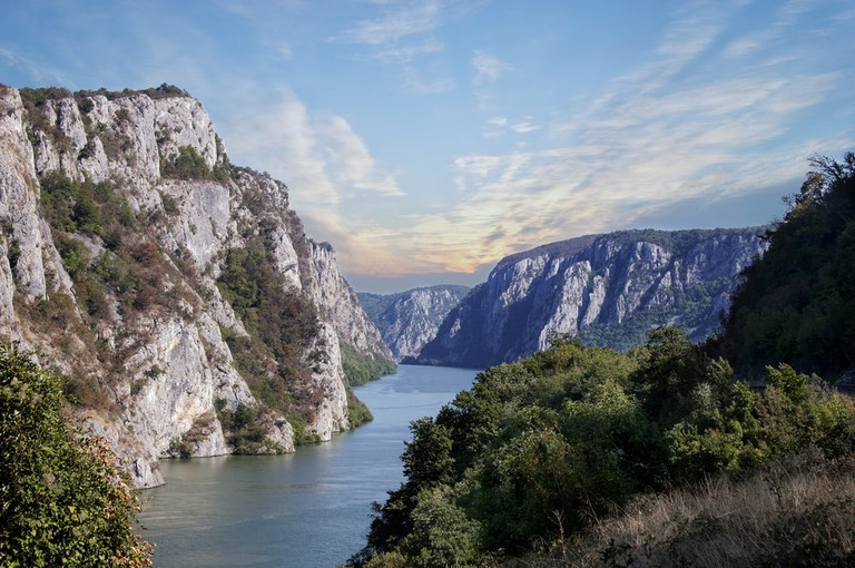 The magnificent gorge