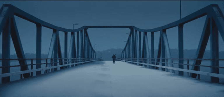 """The Girl With the Dragon Tattoo"" captures Sweden's winter bleakness"