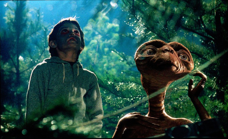 E.T. The Extra-Terrestrial | Courtesy of Universal Studios