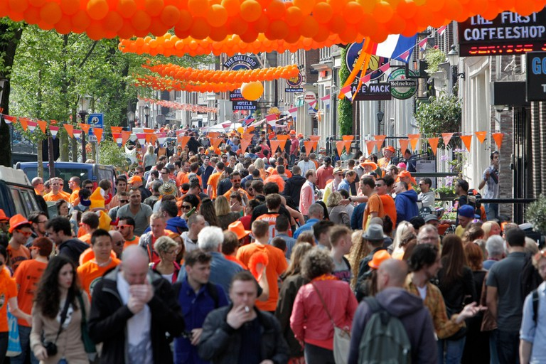 King's Day, Netherlands