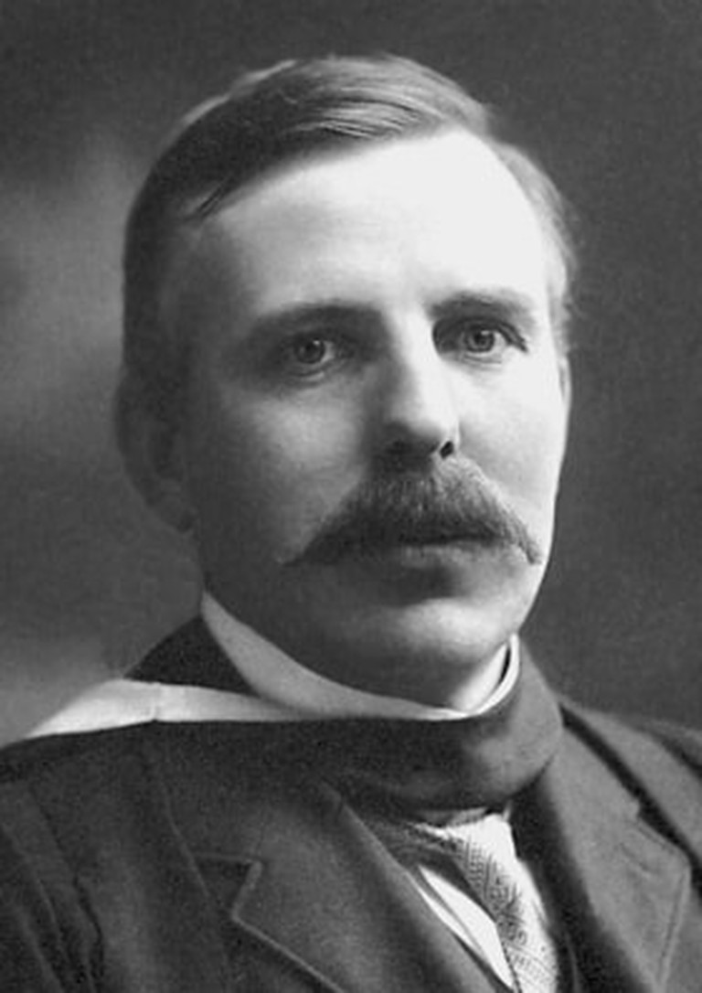 Ernest Rutherford | © Materialscientist / Wikicommons