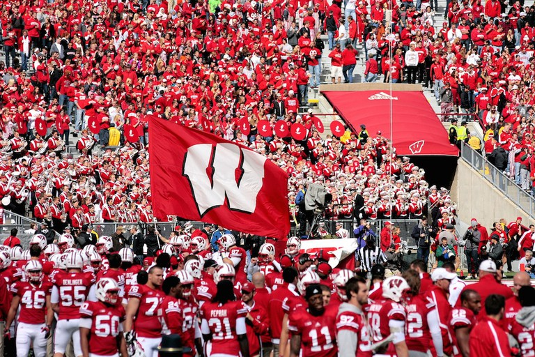 University of Wisconsin Football | © Phil Roeder/flickr