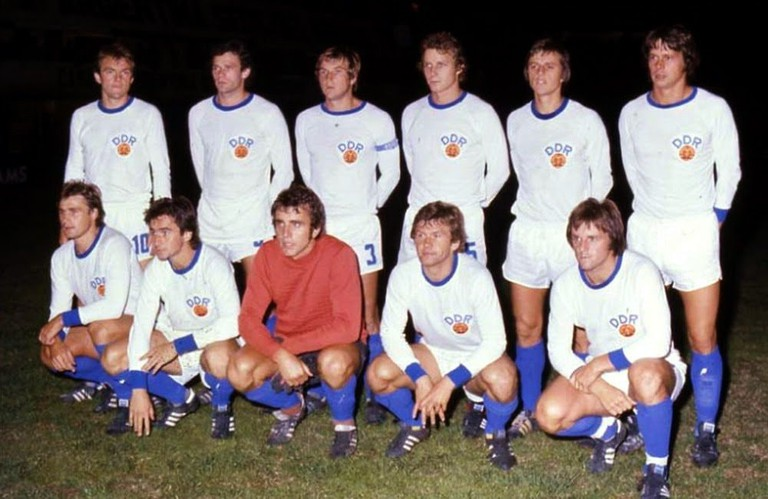East Germany international football team