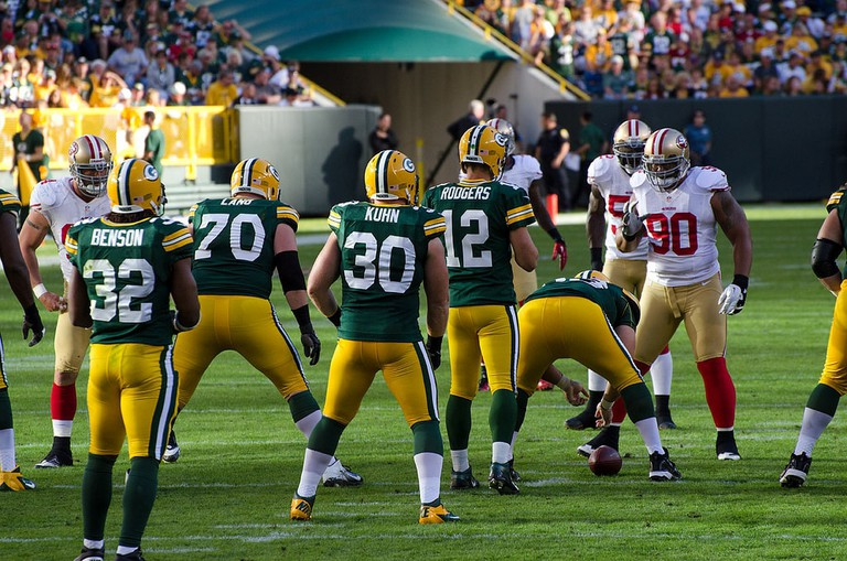Green Bay Packers | Mike Morbeck/flickr