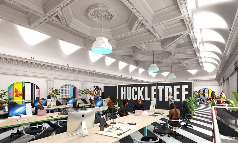 huckletree d2 - workspace