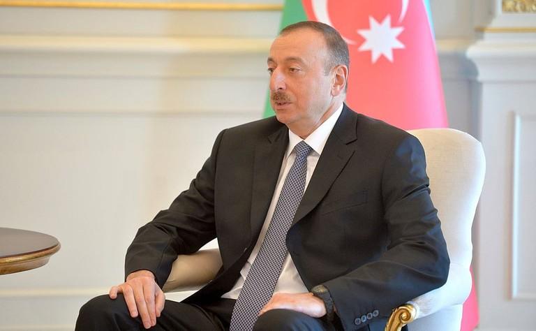 Azerbaijan's current President | © kremlin.ru/WikiCommons