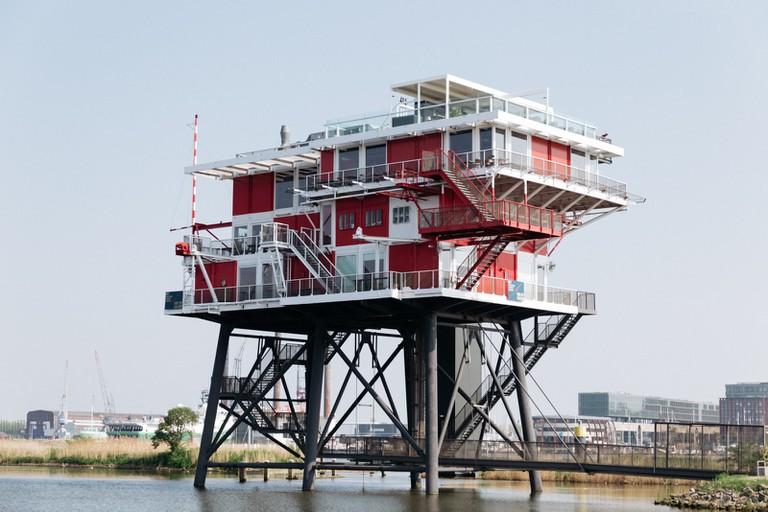 Westerpark-Amsterdam-Netherlands