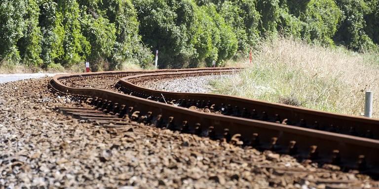 Kaikoura Bent Railway | © Ulanwp / Wikicommons