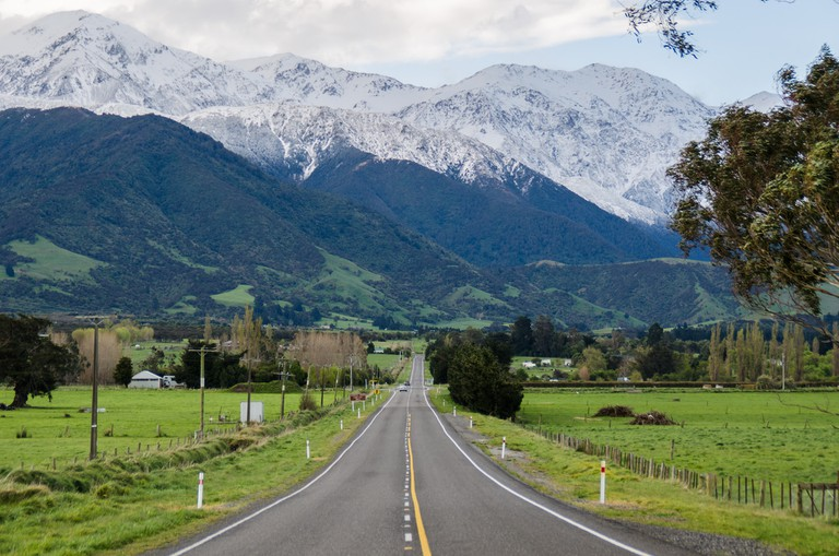 Kaikoura | © Tom Hall / Flickr