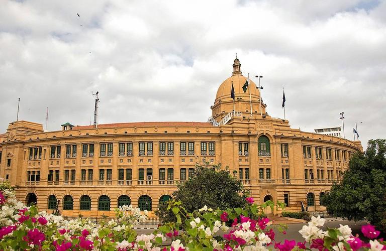 Karachi_Port_Trust_(KPT)_Head_Office_Building_Karachi