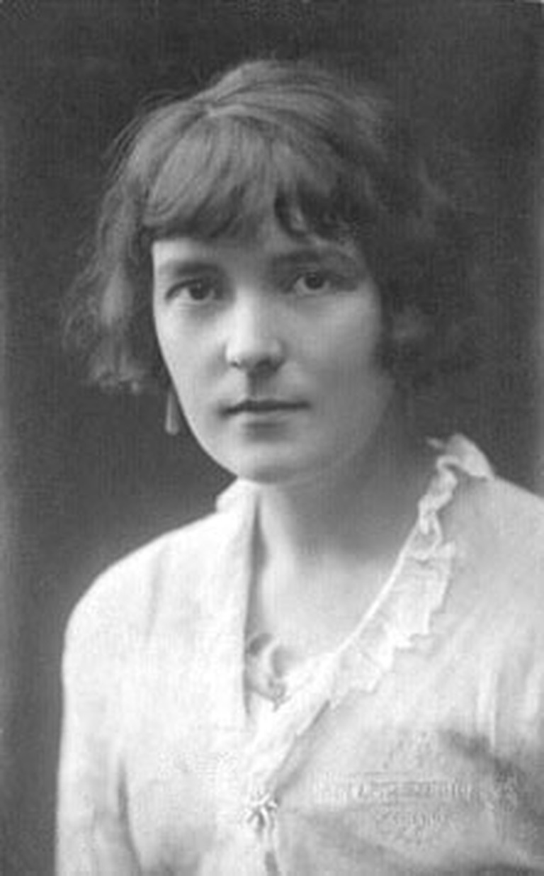 Katherine Mansfield | © Carnby / Wikicommons