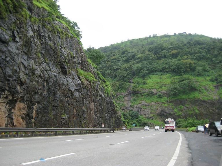 Khandala Ghat, Pune-Mumbai Expressway