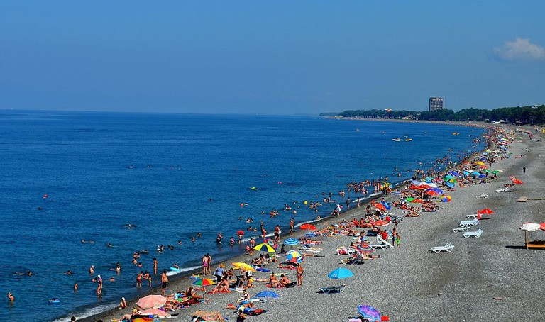 Kobuleti_Beach