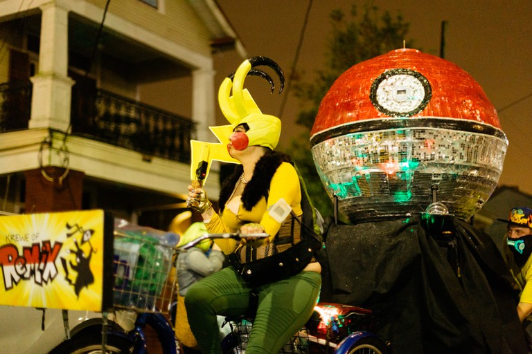 Krewe of Chewbacchus Mardi Gras Science Fiction Parade New Orleans Nicholas Martino Culture Trip
