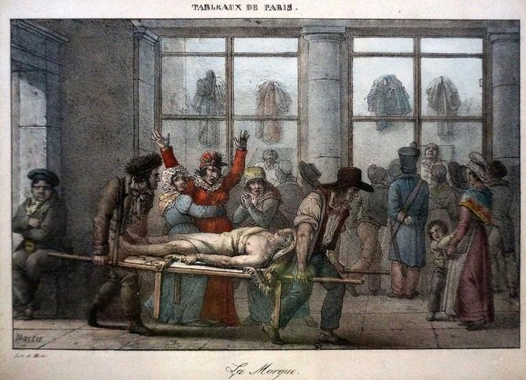 https://commons.wikimedia.org/wiki/File:Morgue_de_Paris_09507.jpg