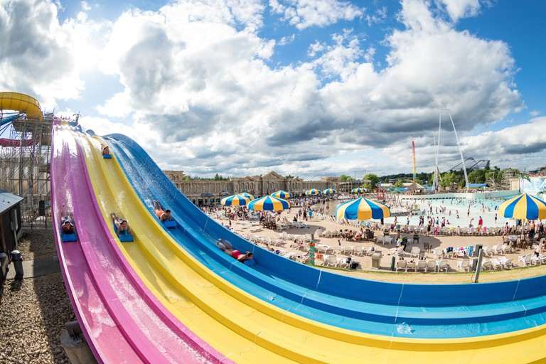 Mt Olympus Water Park | © Wisconsin Dells Visitor & Convention Bureau