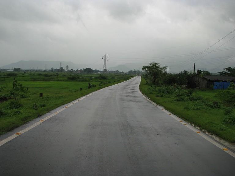 Mumbai Matheran Road
