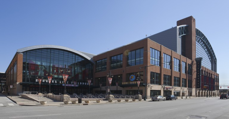 Bankers Fieldhouse | © Diego Delso/WikiCommons