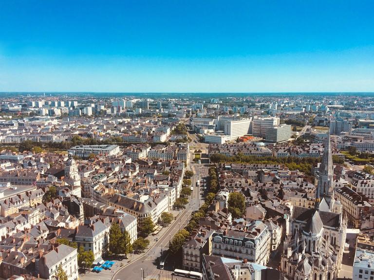 Nantes is becoming a significant culture hub
