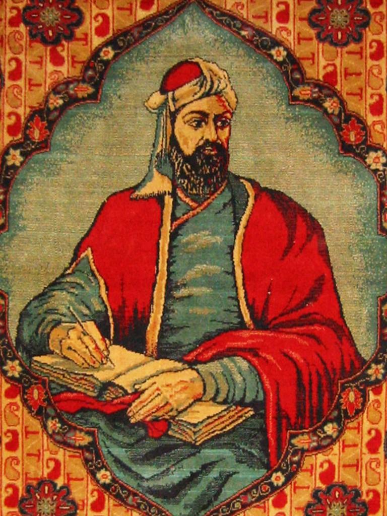 Nizami Ganjavi, one of the most famous Azerbaijanis in history | © Ganja Museum/WikiCommons