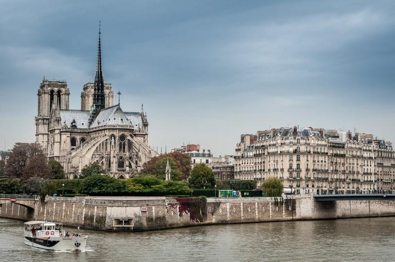 Notre-Dame and the Île de la Cité │