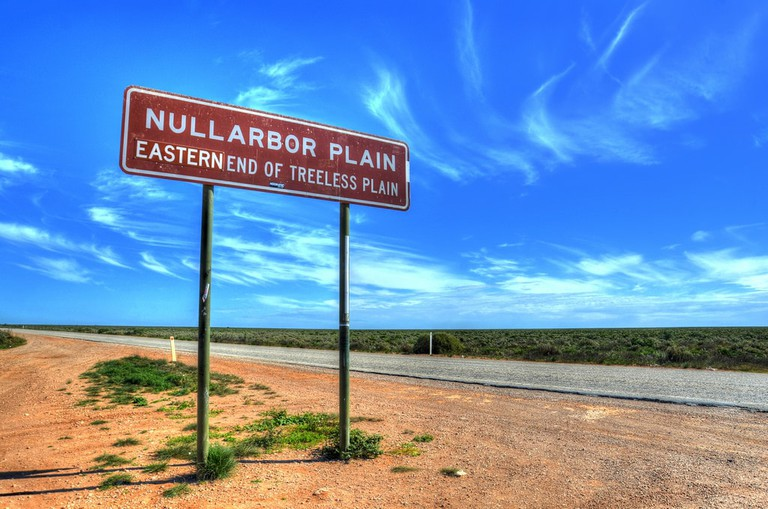 Nullarbor Plain | © Chris Fithall:Flickr