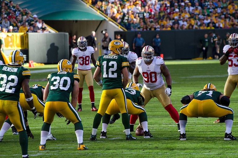 Green Bay Packers | © Mike Morbeck/flickr