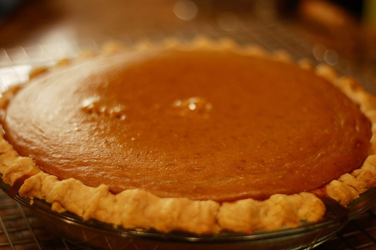 Pumpkin Pie | © browniesfordinner / Flickr